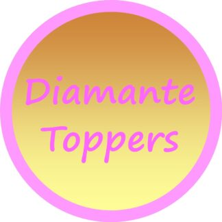 Diamante Toppers