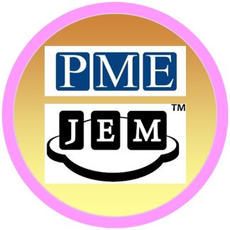 PME & JEM Alphabet and Number Cutters