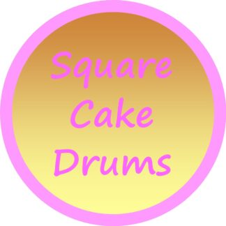 Square Cake Drums